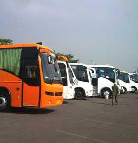 Bus Bookinges Rentals Services For NRI