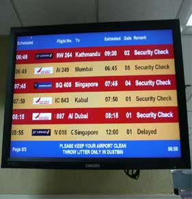 Airline/Rail Ticketing Services India