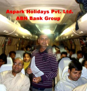ABN Amro Bank group Tour